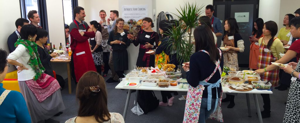 Tadaku spring feast 2015 event photo