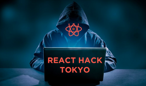 Announcing our new meetup – React Hack Tokyo