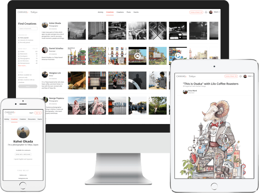 canvas-social-web-app-desktop-ipad-mobile
